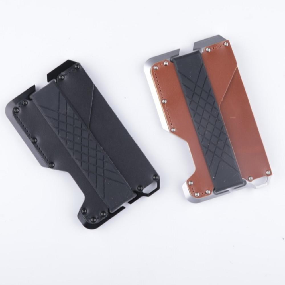 محفظة Card ware من الجلد - متجر أنا تقني
