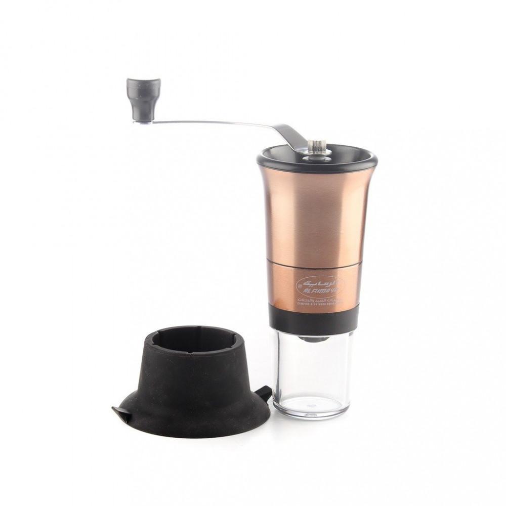 طاحونة قهوة يدوية ستانلس ستيل2557-22