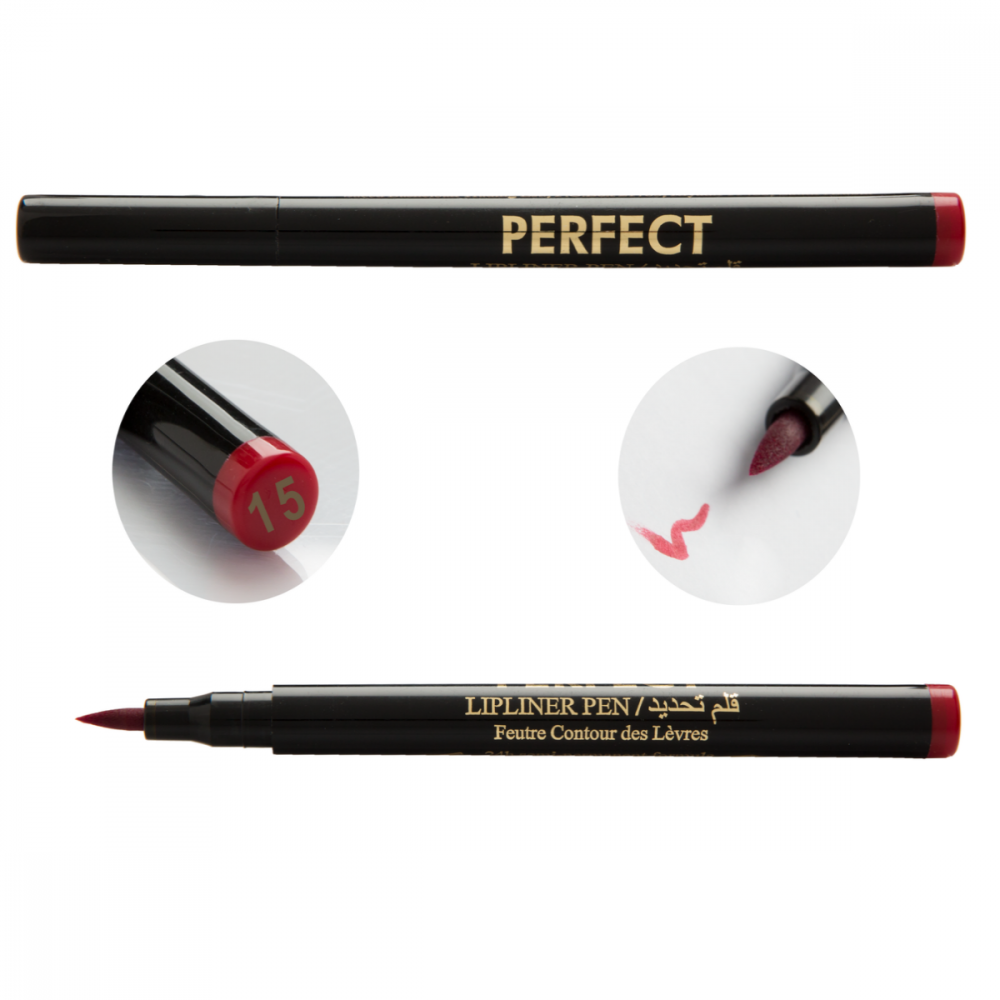 15-PERFECT Lip Liner Liquid Pen