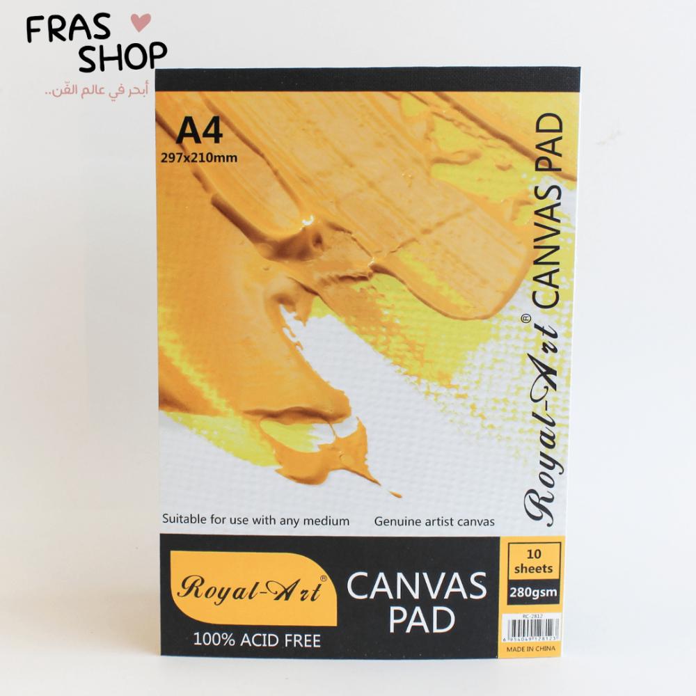 Royal Art canvas pad