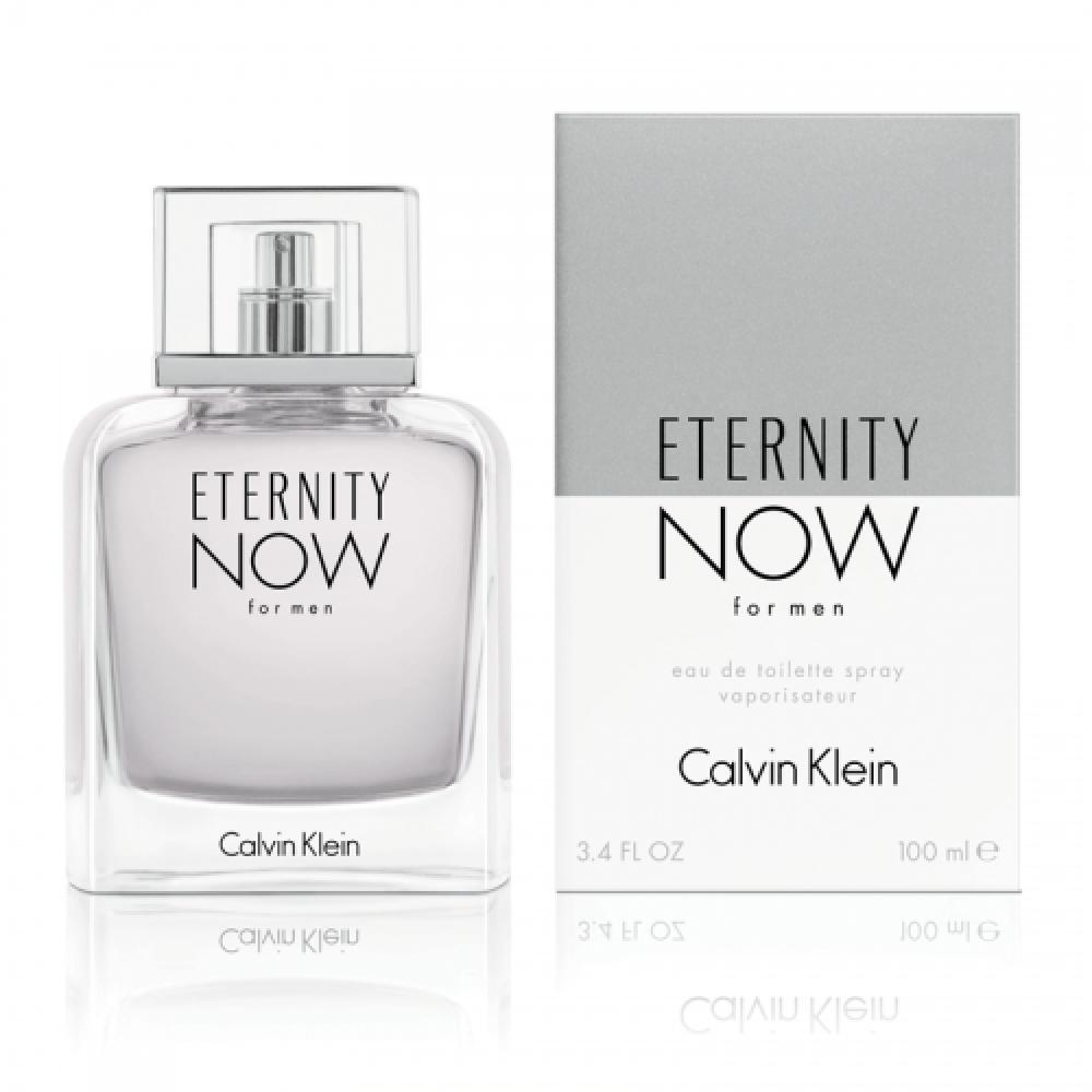 Calvin Klein Eternity Now for Men Eau de Toilette 50ml خبير العطور