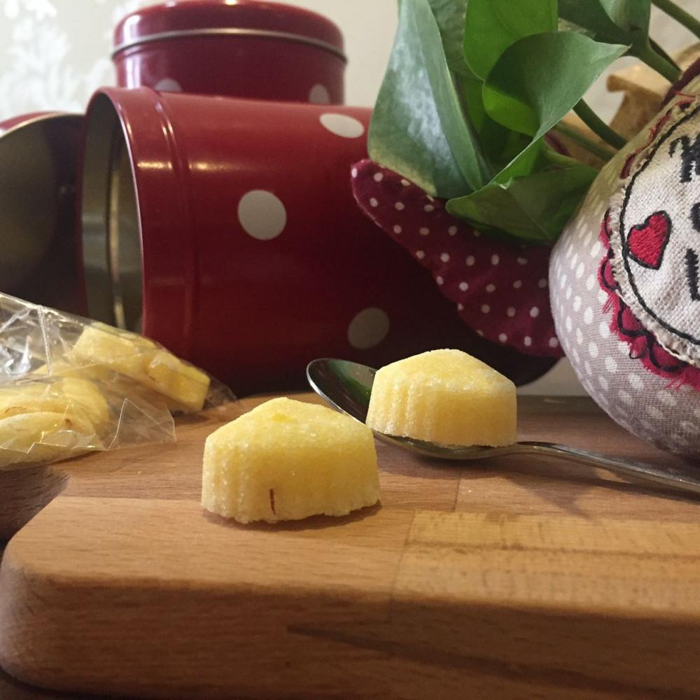 سكر بالزعفران قوالب سكر ضيافة بنكهة الزعفران الطبيعية من متجر السكر