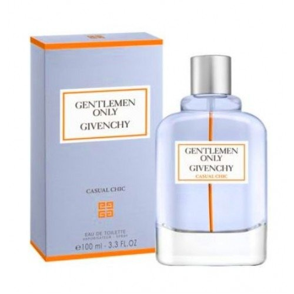 Givenchy Gentlemen Only Casual Chic Eau de Toilette 100mlخبير العطور