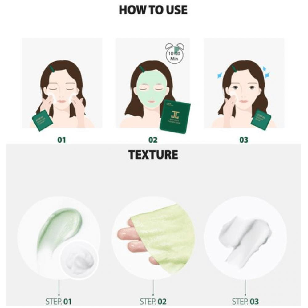 قناع الوجه حماية البشرة ضد الغبار من جيجون