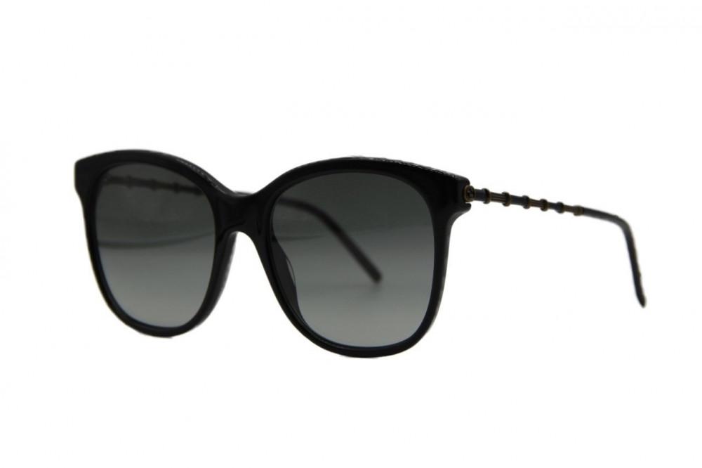 نظارات شمسية لون أسود Gucci نسائية انيقة كلاسيكية حماية متكاملة اصلية
