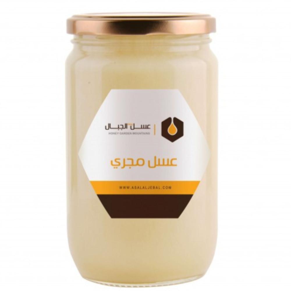 عسل مجرى أبيض