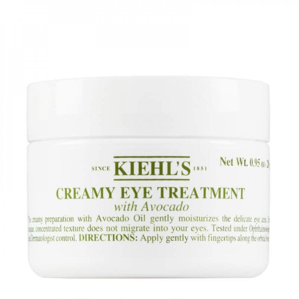 كريم العين بالأفوكادو من كيلز kiehls creamy eye treatment with avocad