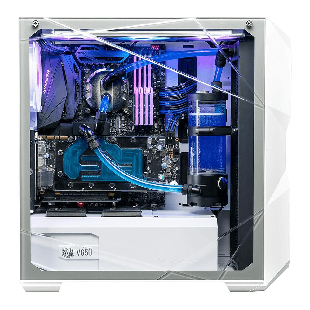 Cooler Master TD500 - Mesh White
