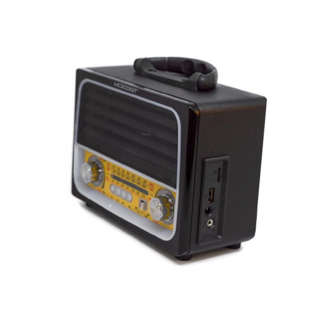 راديو يعمل بتقنية البلوتوث
