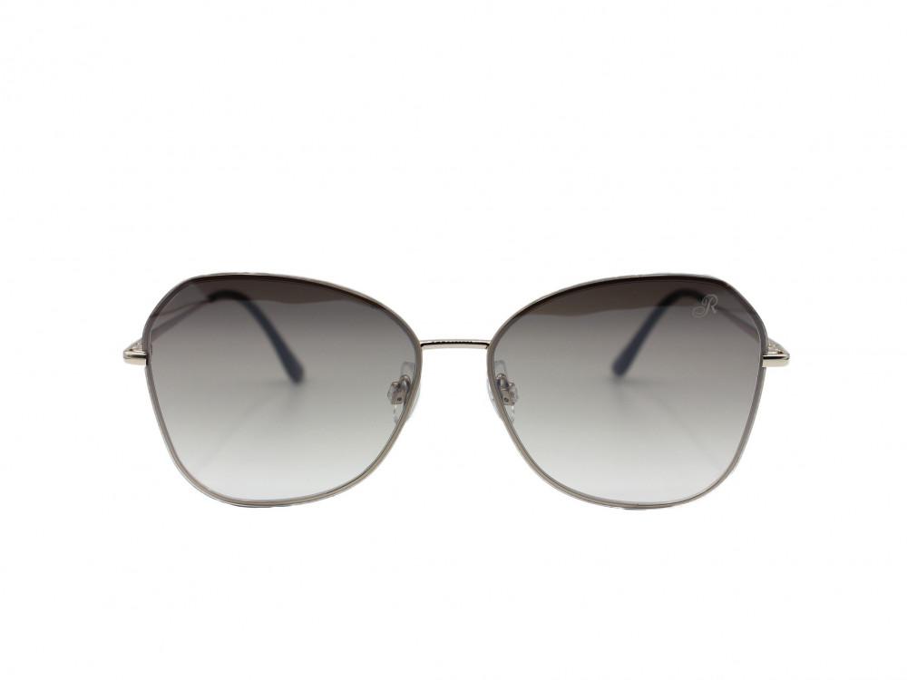نظارة شمسية  RETROتصميم العدسه بيضاوي من ماركة Retro اللون فضي نسائية
