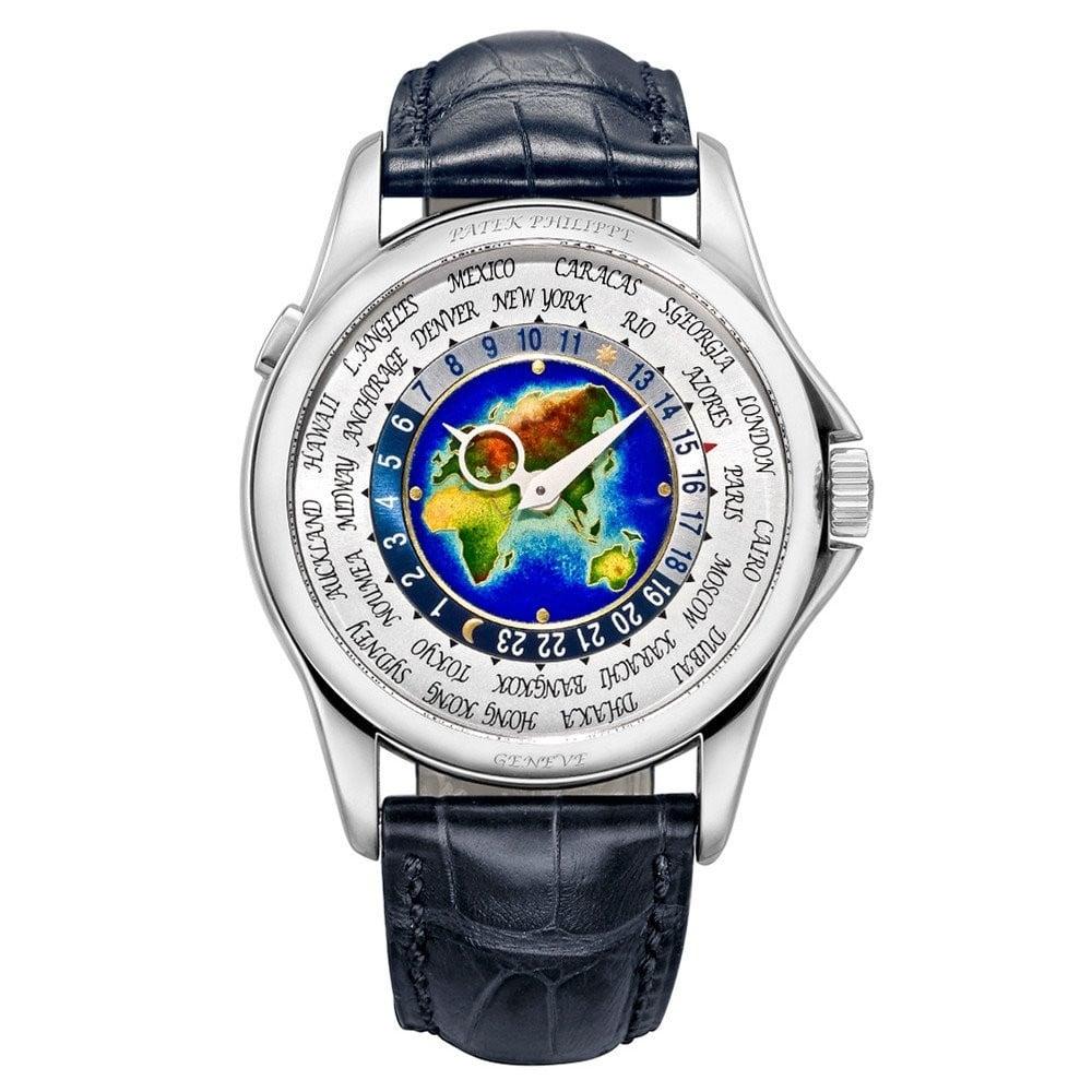 ساعة باتيك فيليب World Time الأصلية 5131G