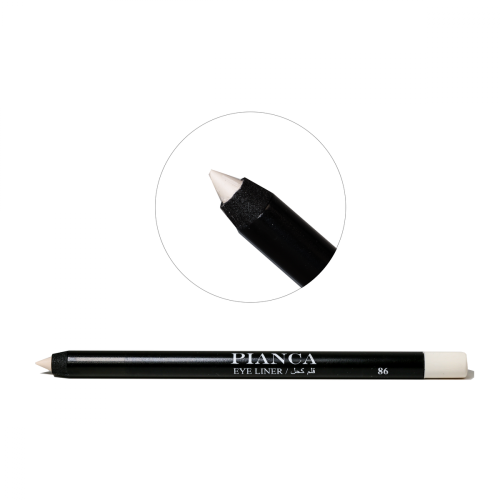 Pianca Eyeliner  Waxy Pencil No-86