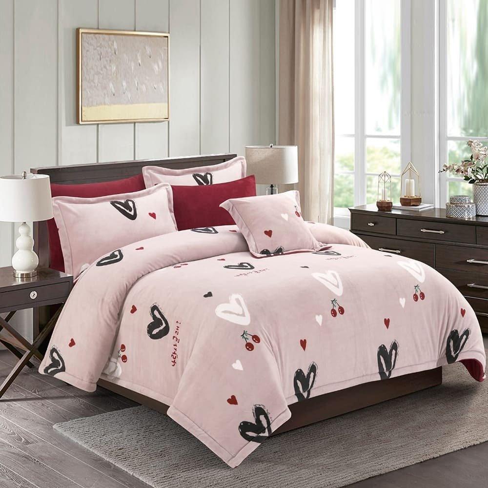 افضل انواع مفارش السرير - متجر مفارش ميلين