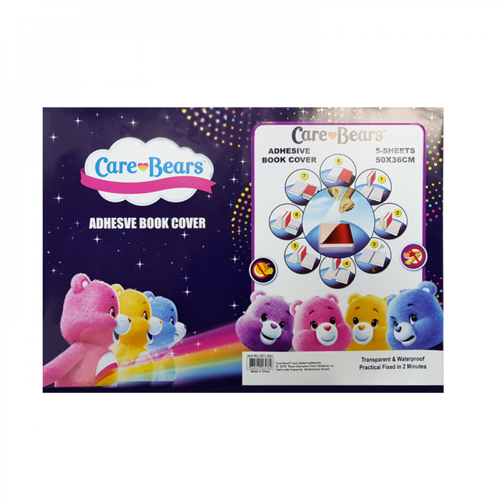 تجاليد كير بيرز, قرطاسي, Care Bears, Book cover