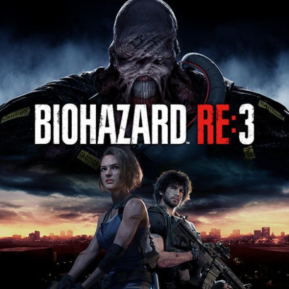 Resident Evil 3 remake للكمبيوتر مفتاح