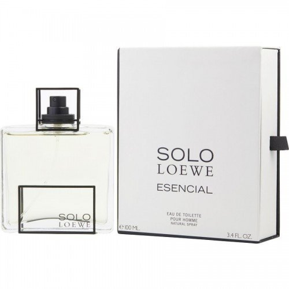 Loewe Solo Esencial  Eau de Toilette متجر خبير العطور