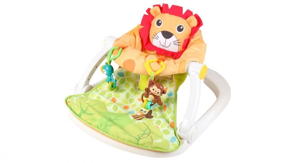 كرسي مع مقعد مناسب للأطفال أقل من سنتين