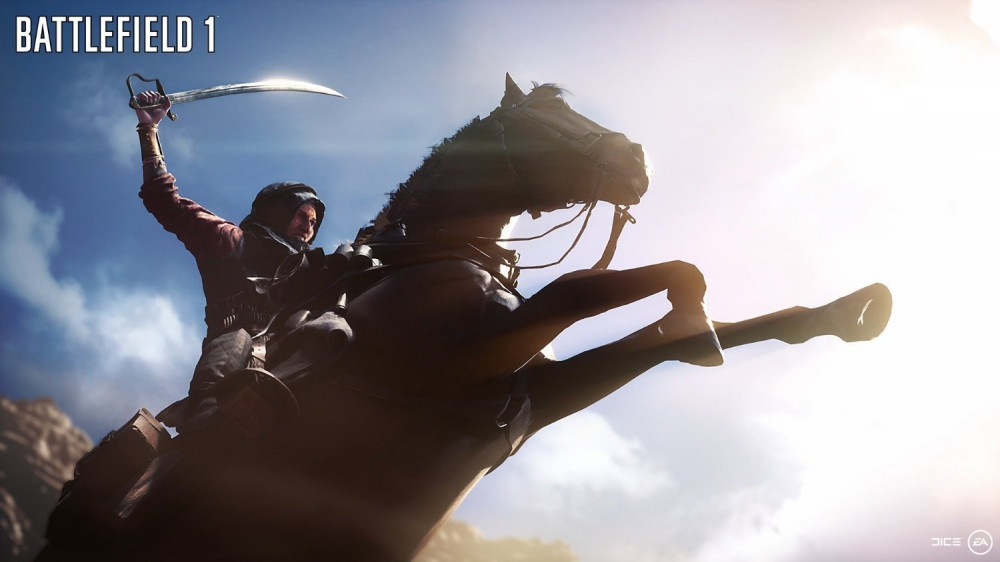 Battlefield 1-PS4