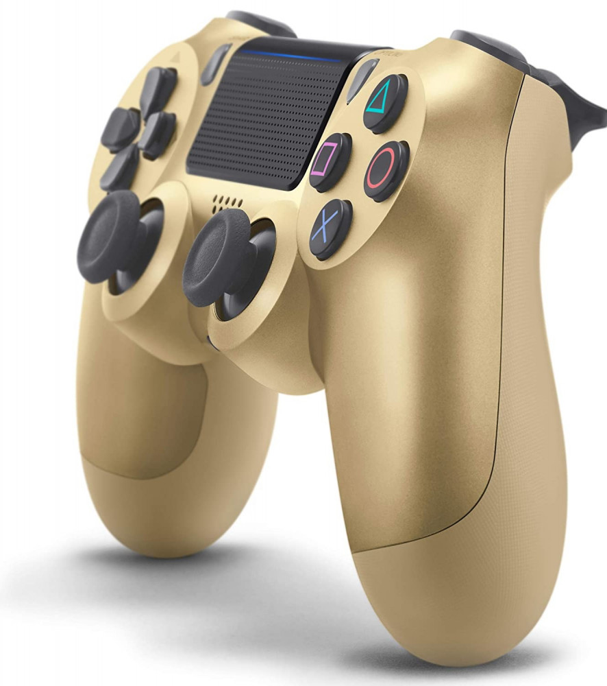 DualShock 4 Wireless Controller for PlayStation 4 - Gold