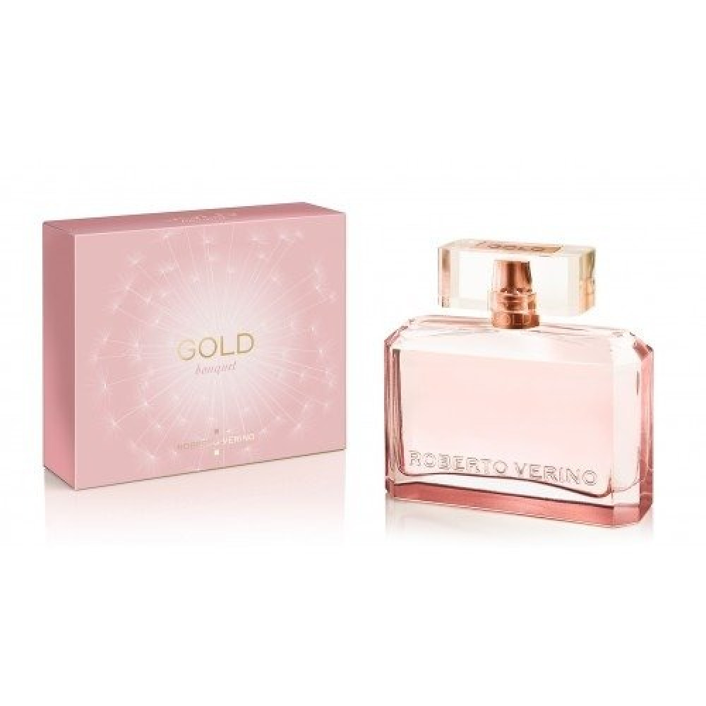 Roberto Verino Gold Bouquet Eau de Parfum 90ml خبير العطور