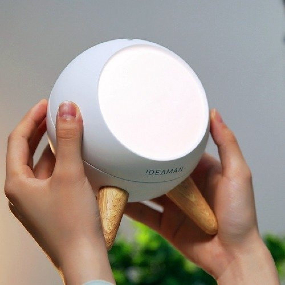 مصباح مكتب LED قابل للشحن من IDEAMAN