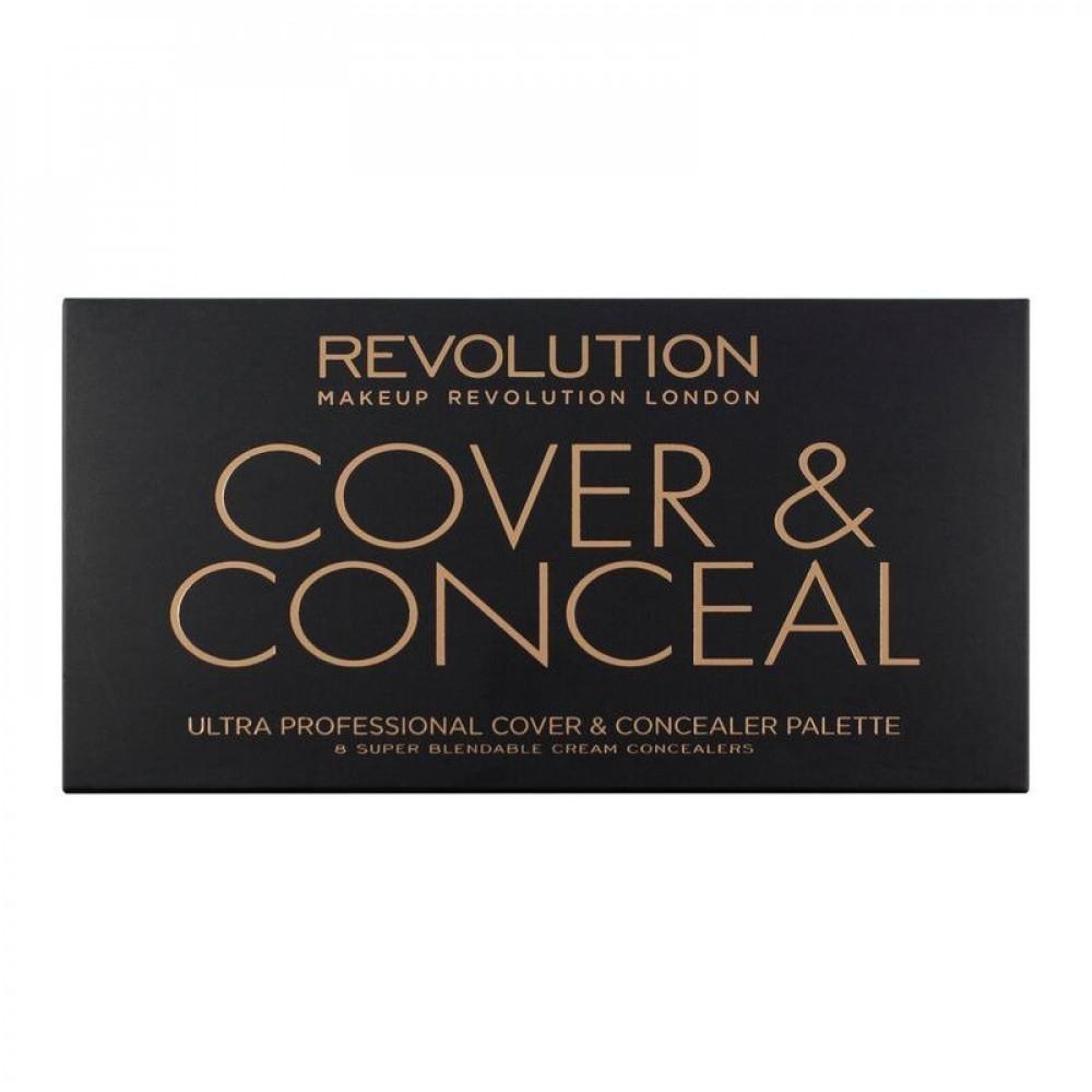باليت كونسيلر ريفلوشن REVOLUTION COVER CONCEAL