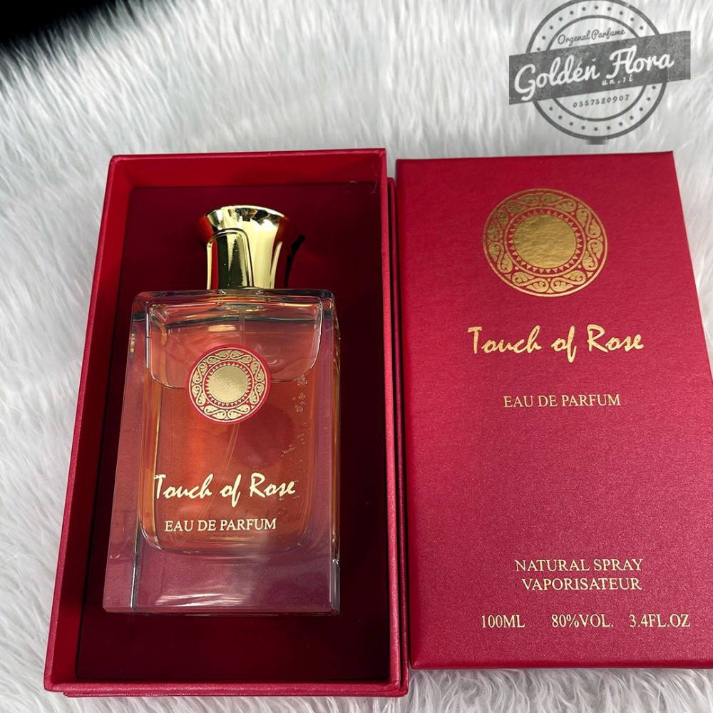 عطر Touch of Rose