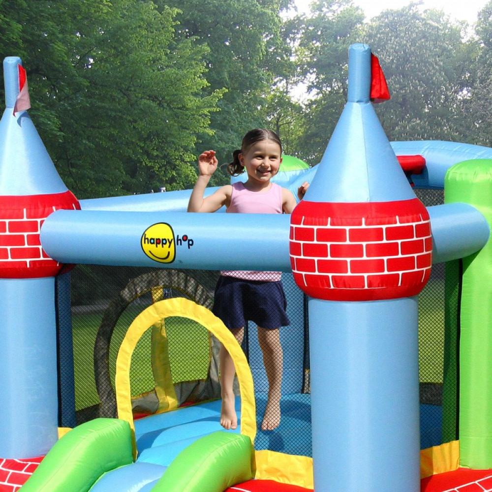 هابي هوب, القلعة النطاطة مع زحليقة و حديقة كرات, Jumping Castle, Toys
