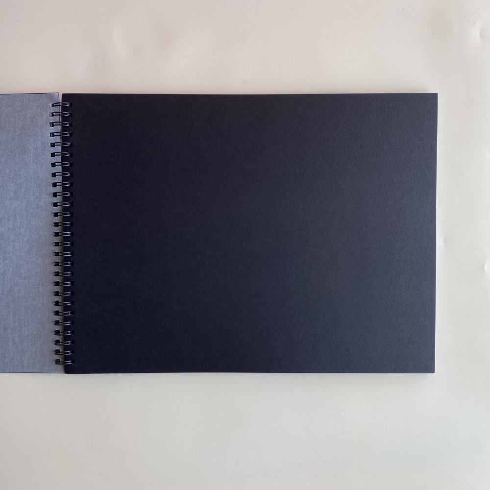 Canson Mi-Teintes Black - A4
