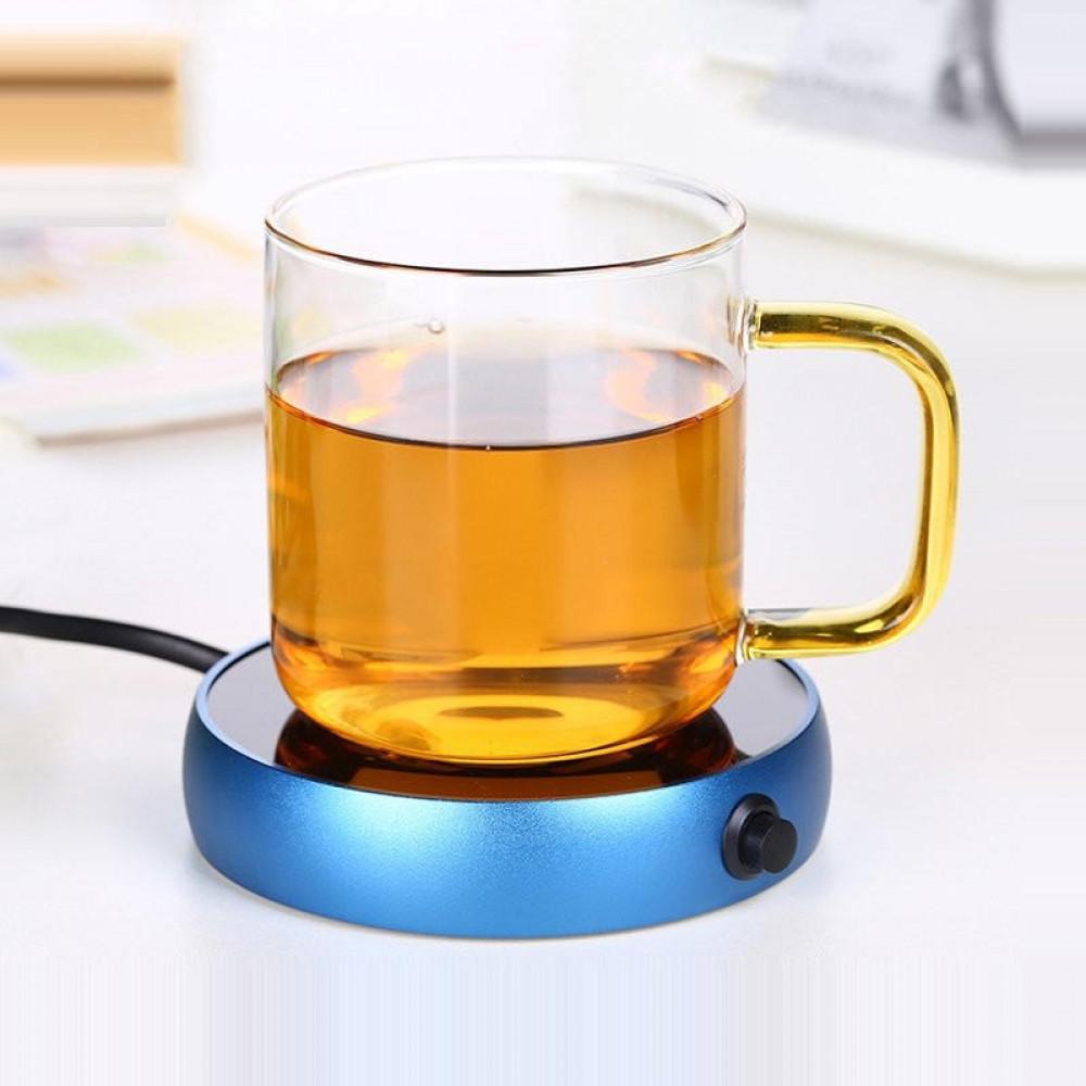 سخان المياه الزجاج للشاي والقهوة