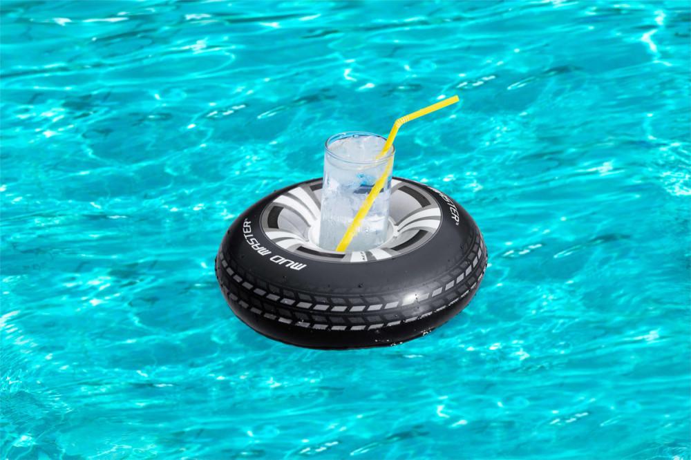 حامل مشروبات للمسبح