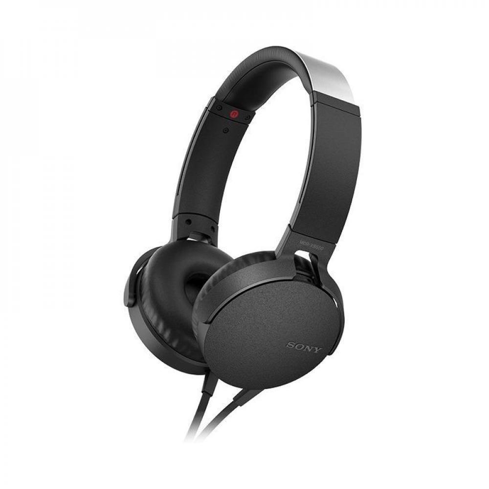 سوني سماعة رأس mdr-xb550ap