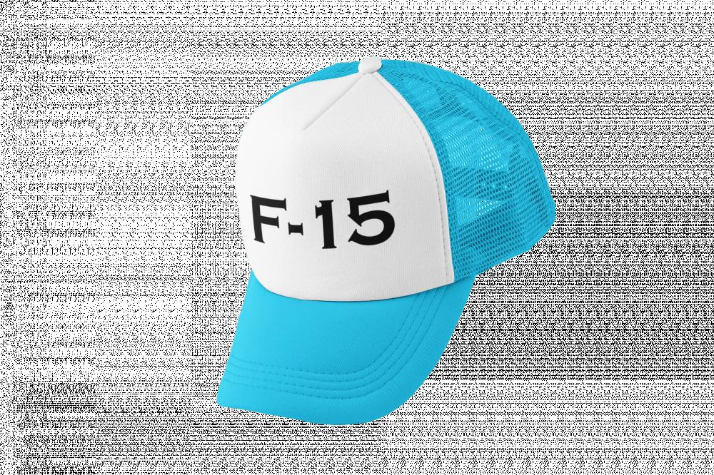 كاب طباعة برمز F-15