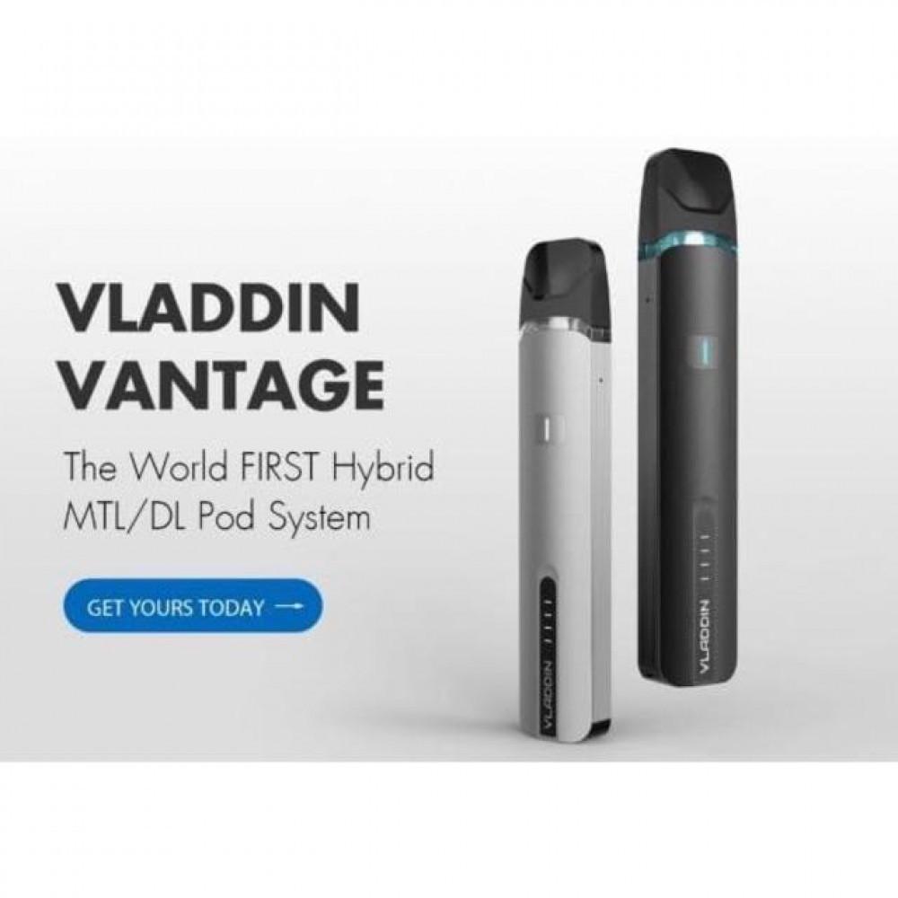 طقم VLADDIN Vantage Pod Starter  جهاز بسيطا وذكي للمبتدئين مع بطارية