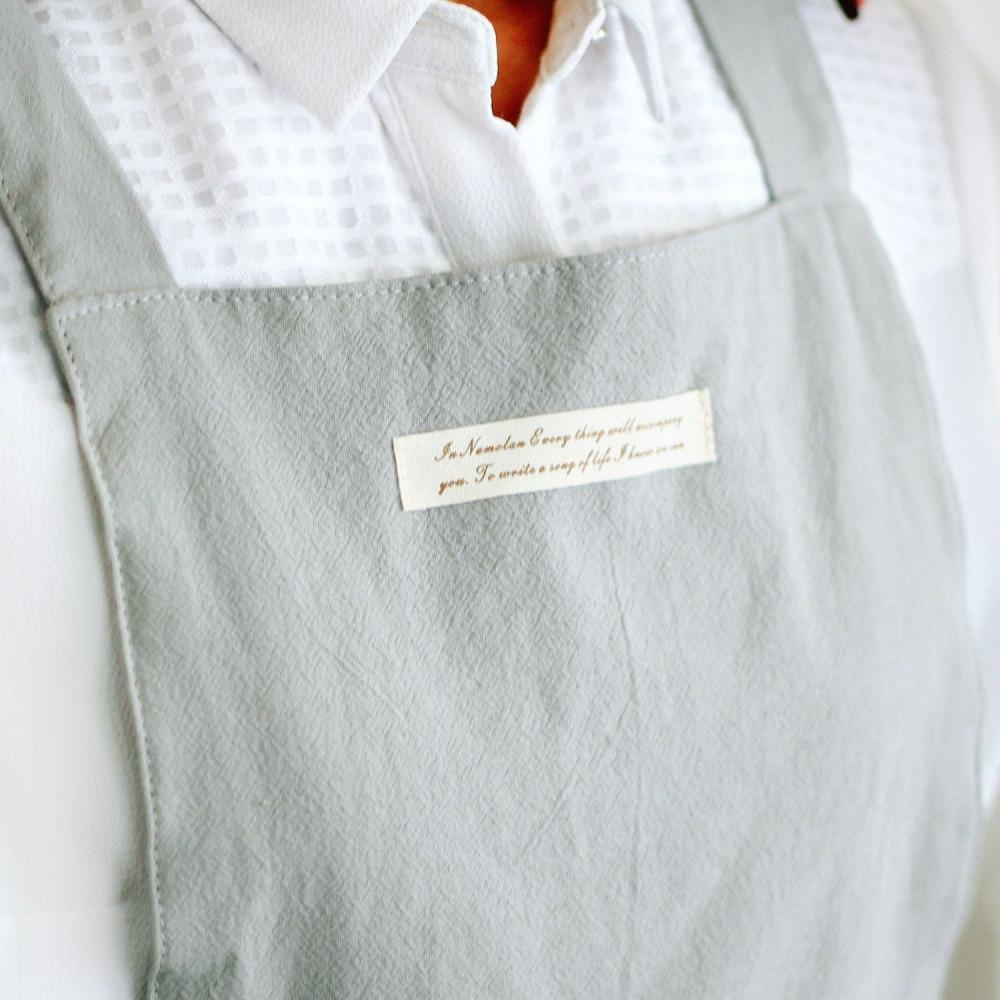 مريلة طبخ مريلة رسم مريلة باريستا أدوات الباريستا أواني منزلية متجر