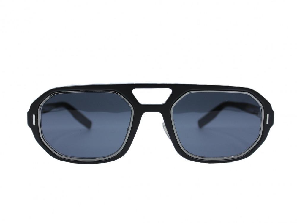 نظاره شمسية مربع من ماركة  DIOR  لون العدسة اسود