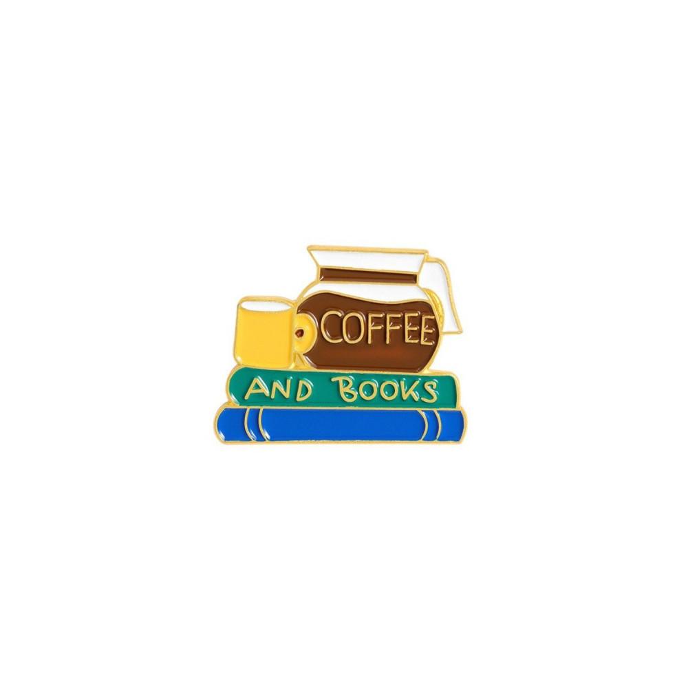 بروش كوب قهوة وكتاب أدوات القهوة المختصة نادي القراءة نادي القراء متجر