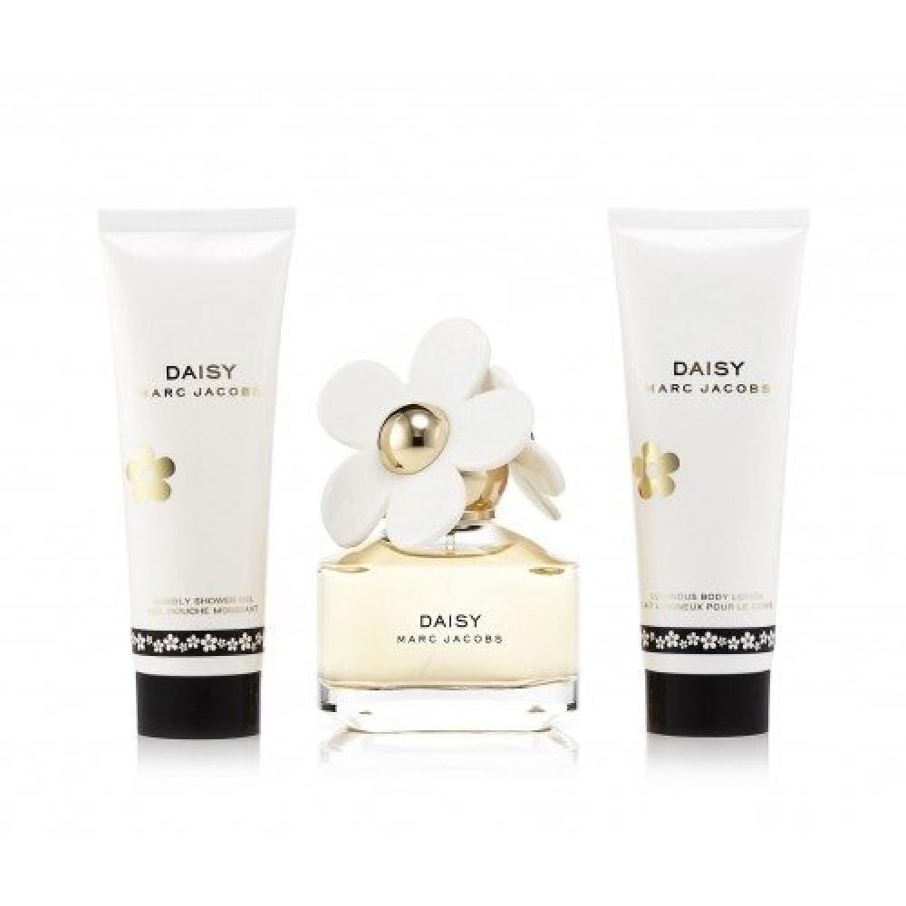 Marc Jacobs Daisy Eau de Toilette 100ml 3 Gift Set خبير العطور