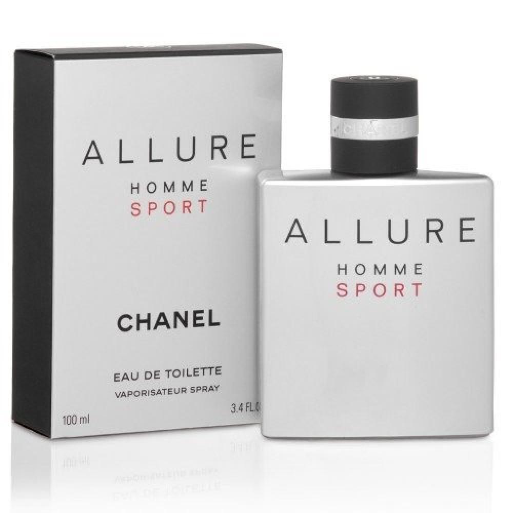 Chanel Allure Homme Sport Eau de Toilette 100ml خبير العطور