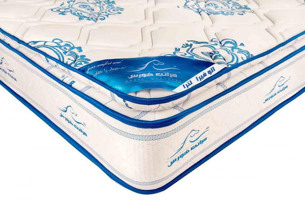 مرتبة الو فيرا الترا مرتبة انيقة افضل مراتب السرير مرتبه