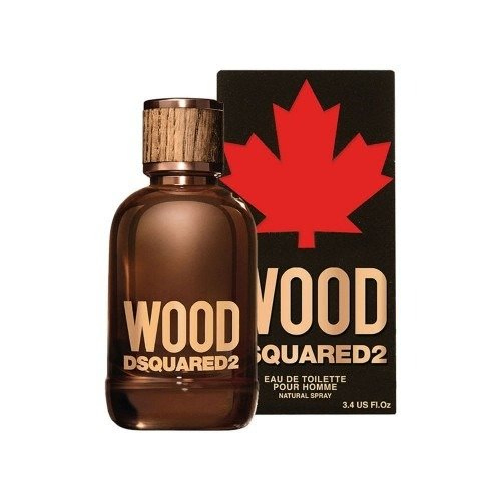 Dsquared Wood Pour Homme Eau de Toilette 100ml خبير العطور