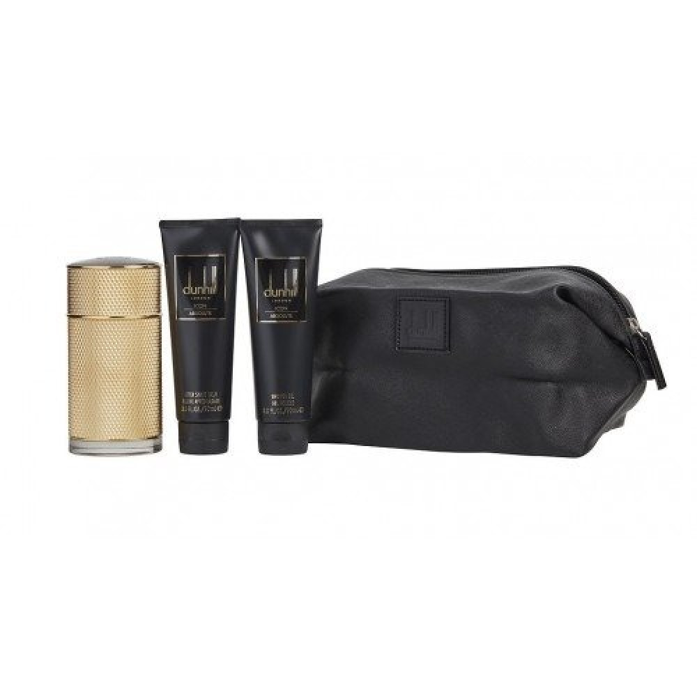 Dunhill Icon Absolute Eau de Parfum 100ml 4 Gift Set خبير العطور