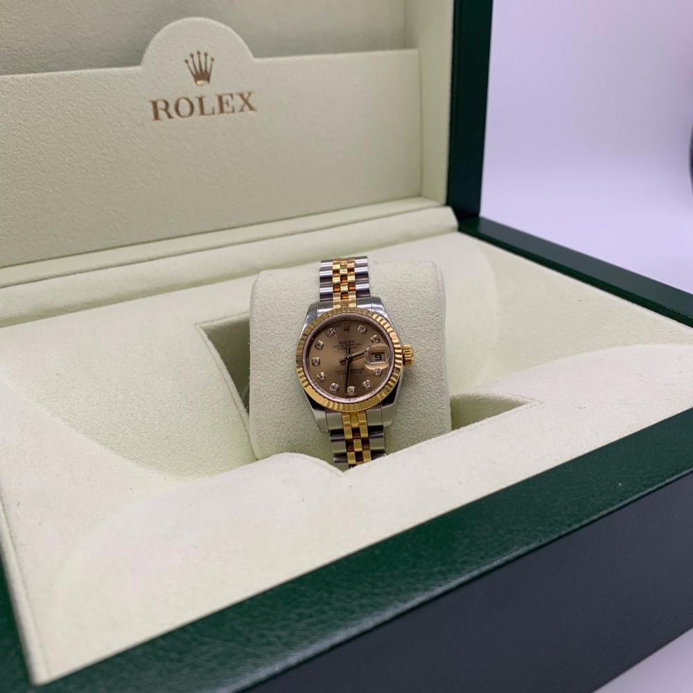 ساعة رولكس ديت جست اصلية مستخدمة