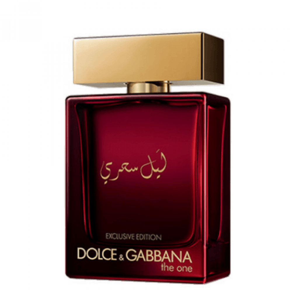 The One Mysterious Night Dolce Gabbana للرجال