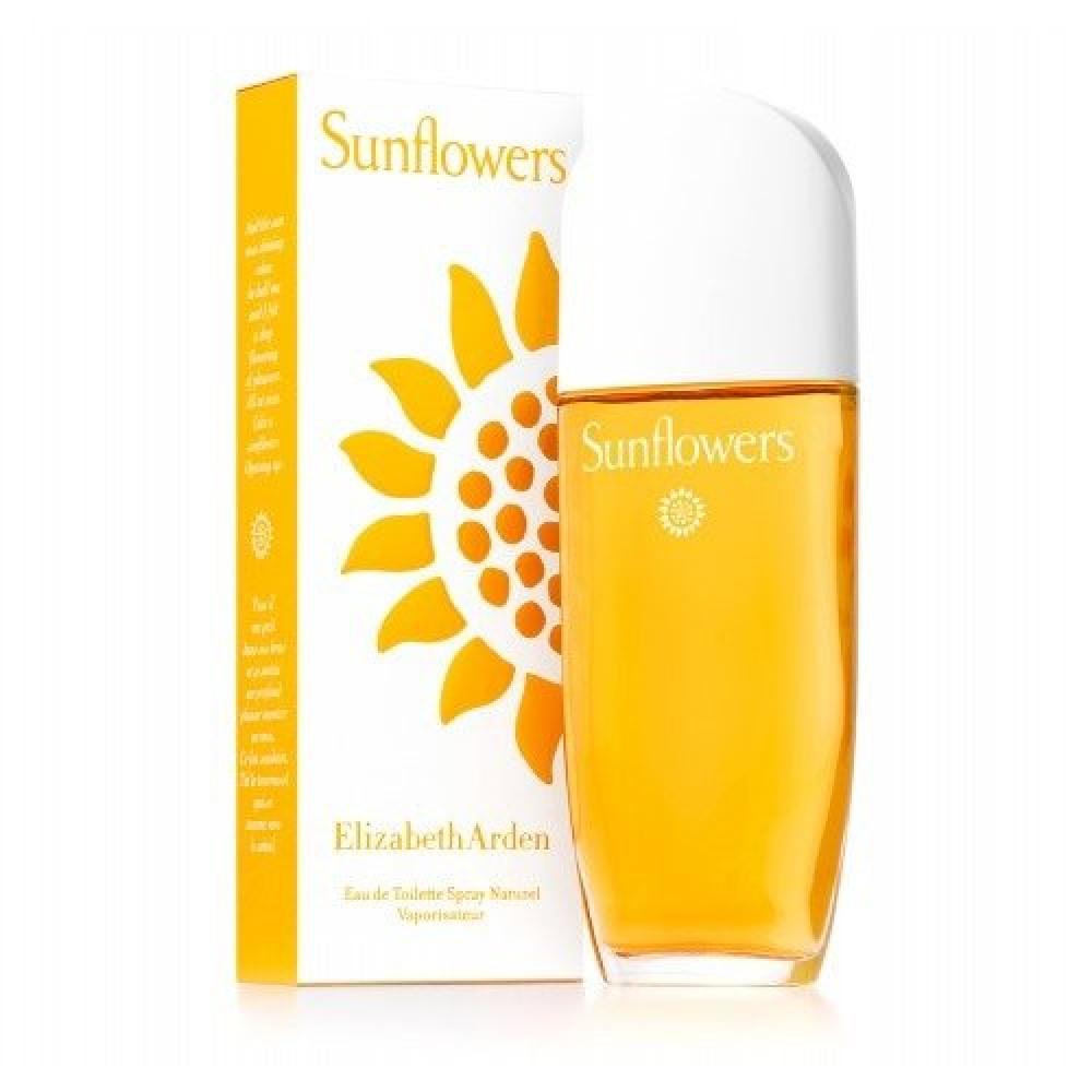 Elizabeth Arden Sunflowers Eau de Toilette 100ml خبير العطور