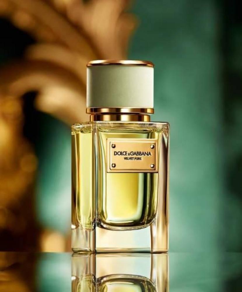 عطر دولتشي اند غابانا فيلفت بور dolce and gabana velvet pure perfume