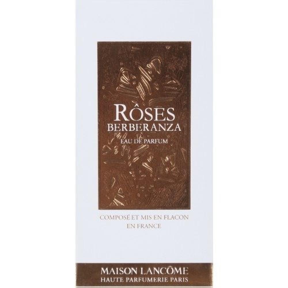 Lancome Roses Berberanza Eau de Parfum Sample 1-5ml