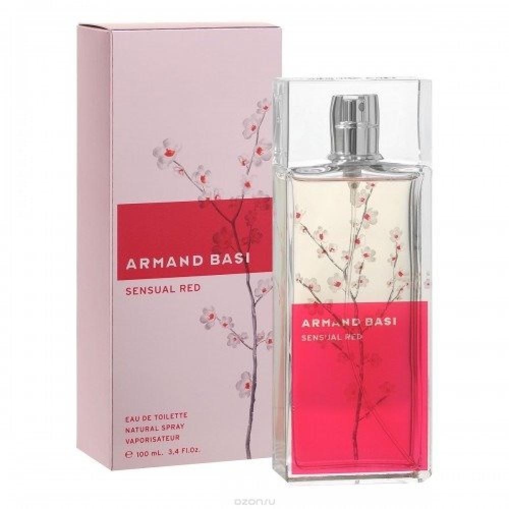 Armand Basi Sensuel Red Eau de Parfum 100ml خبير العطور