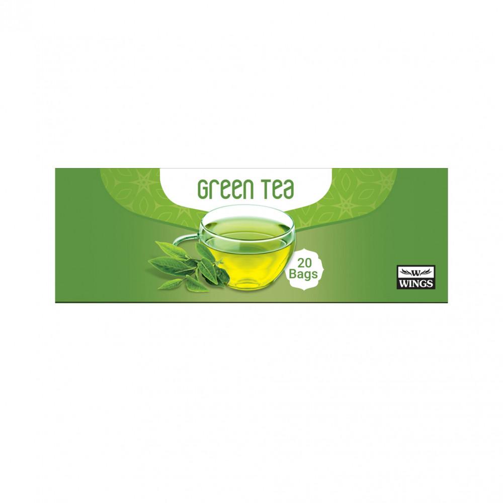 شاي الجوهرة الاخضر - متجر دايتشن