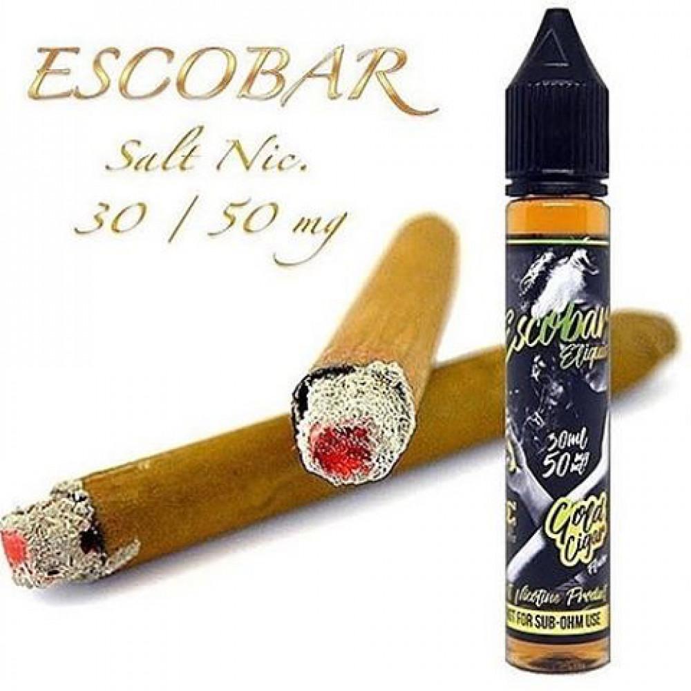 نكهة إسكوبار جولد سيجار - سولت - ESCOBAR GOLD CIGAR SALT